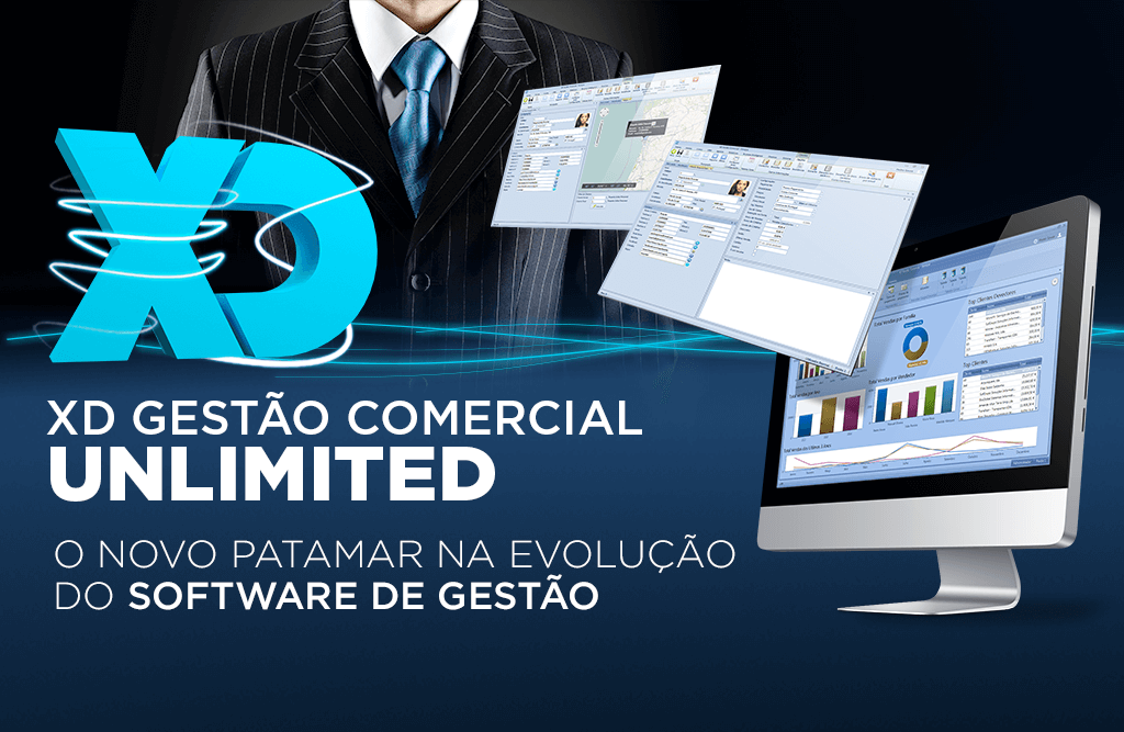 XD Software - Gestão Comercial Unlimited