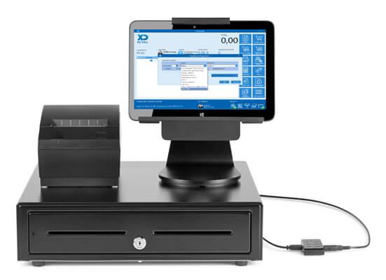 XD Software - POS impressão