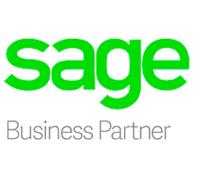 Sage parceiro logo